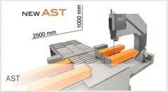 AST 立型帯鋸盤