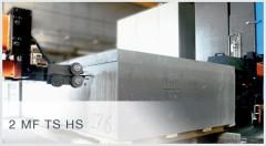 2MF-TS-HS アルミ切断用テーブル移動門型帯鋸盤