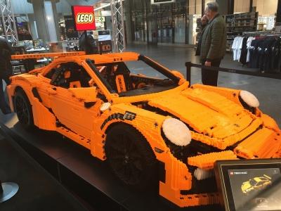 レゴはレゴでもLEGOカー