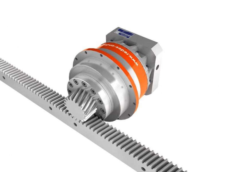 SRP型 遊星歯車減速機