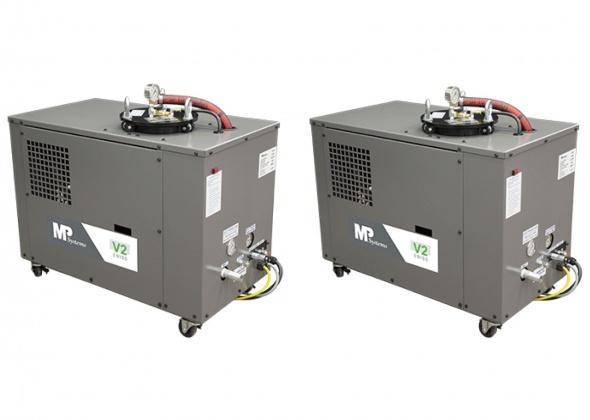 高圧クーラントシステム-MP Systems