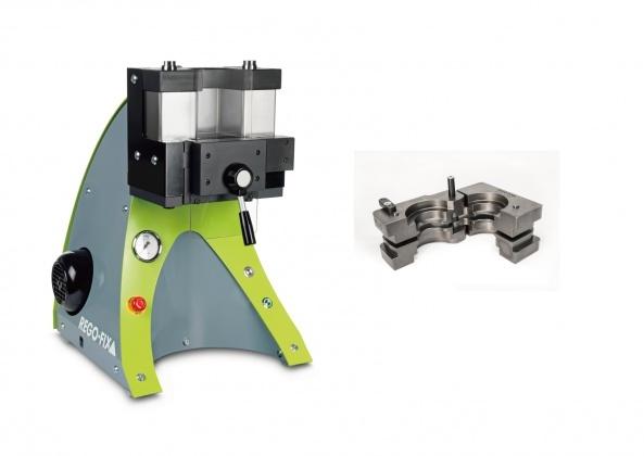 自動クランプユニット-PGU 9500&クランプインサート-APG