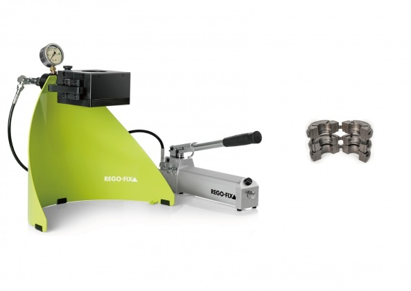 手動クランプユニット-PGC 2506&クランプインサート-APC